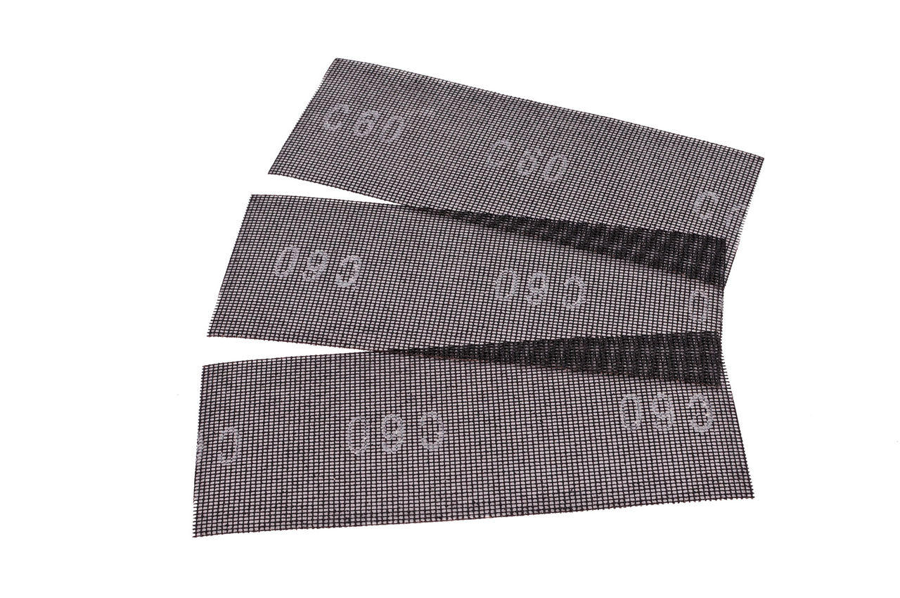 Сетка абразивная Granite - 107 х 280 мм Р150 (в комплекте 10 шт.) 2