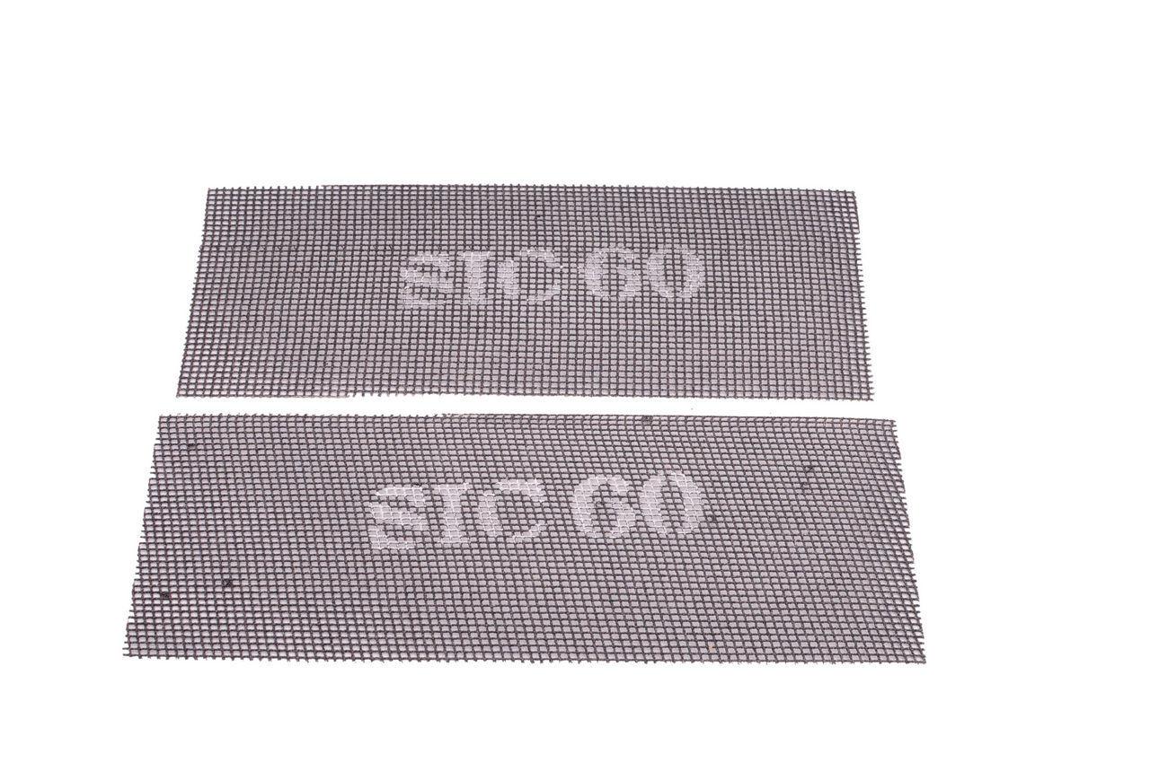 Сетка абразивная DV - SIC 105 х 280 мм Р60 (в комплекте 50 шт.) 2