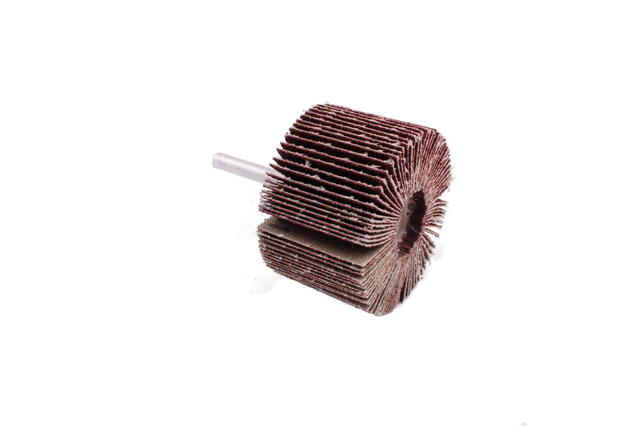 Круг лепестковый в оправке Pilim - 80 х 25 мм Р80 1