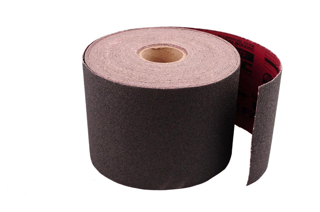 Шлифовальная шкурка Falc 200 мм х 50 м Р120, ткань 1