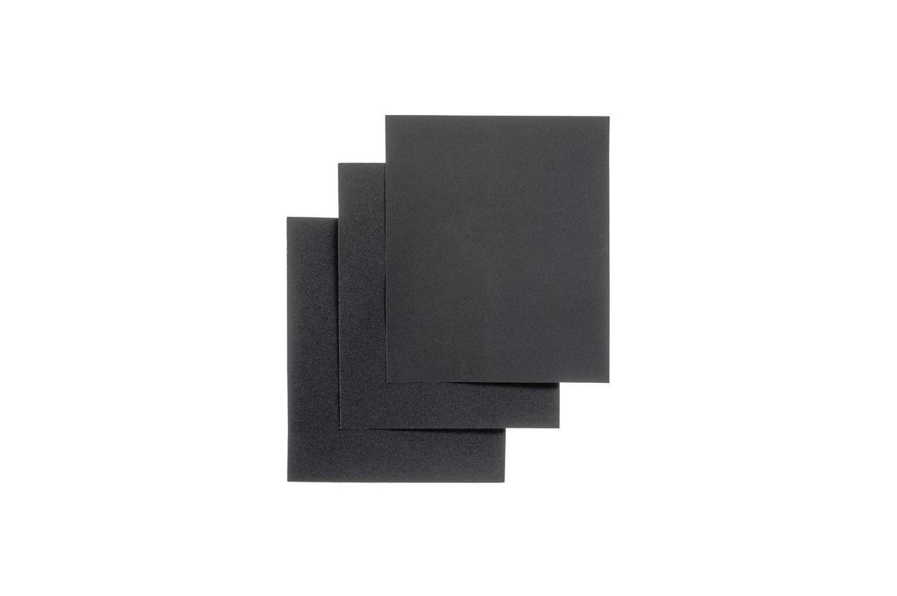 Набор шлифовальных листов Intertool - 15 шт. (P80, P180, P320) 3