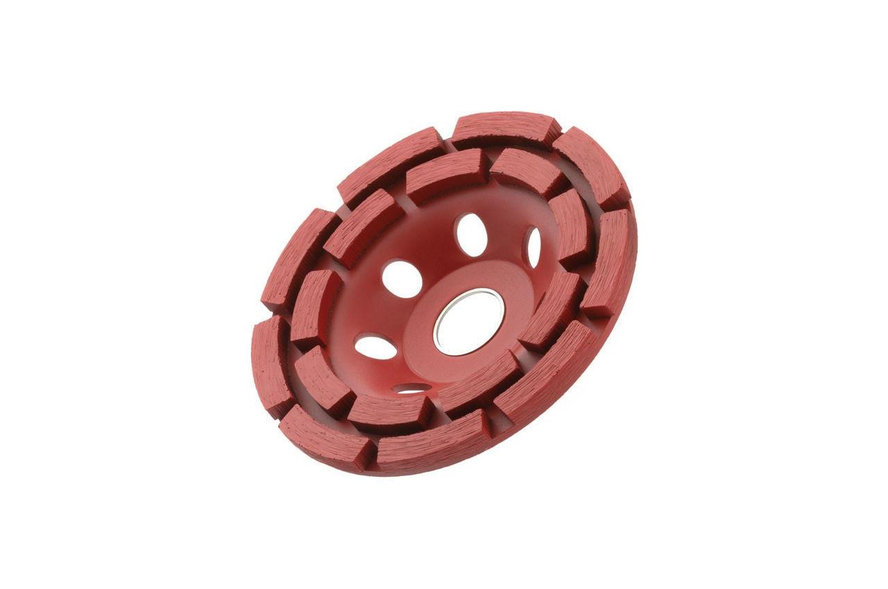 Диск алмазный для шлифовки бетона Intertool - 115 мм сегмент 2