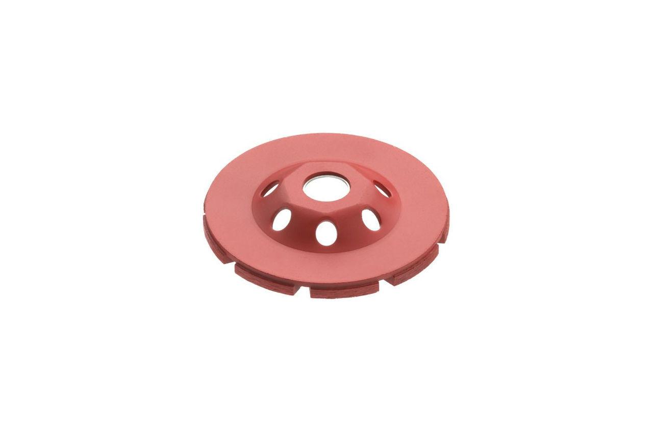 Диск алмазный для шлифовки бетона Intertool - 115 мм сегмент 3