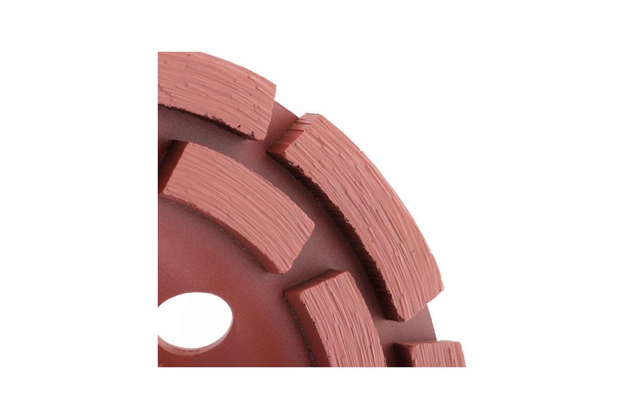 Диск алмазный для шлифовки бетона Intertool - 115 мм сегмент 4