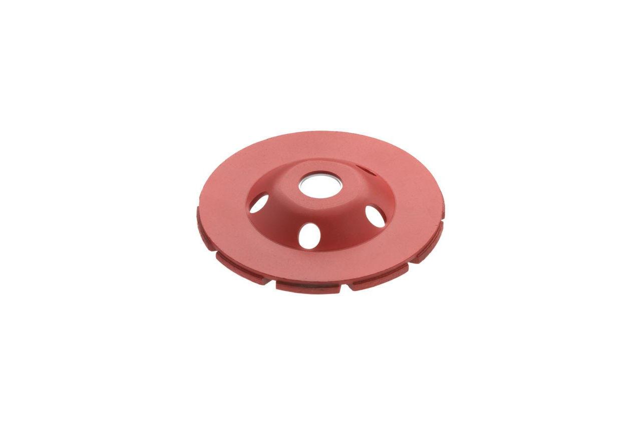 Диск алмазный для шлифовки бетона Intertool - 125 мм сегмент 3