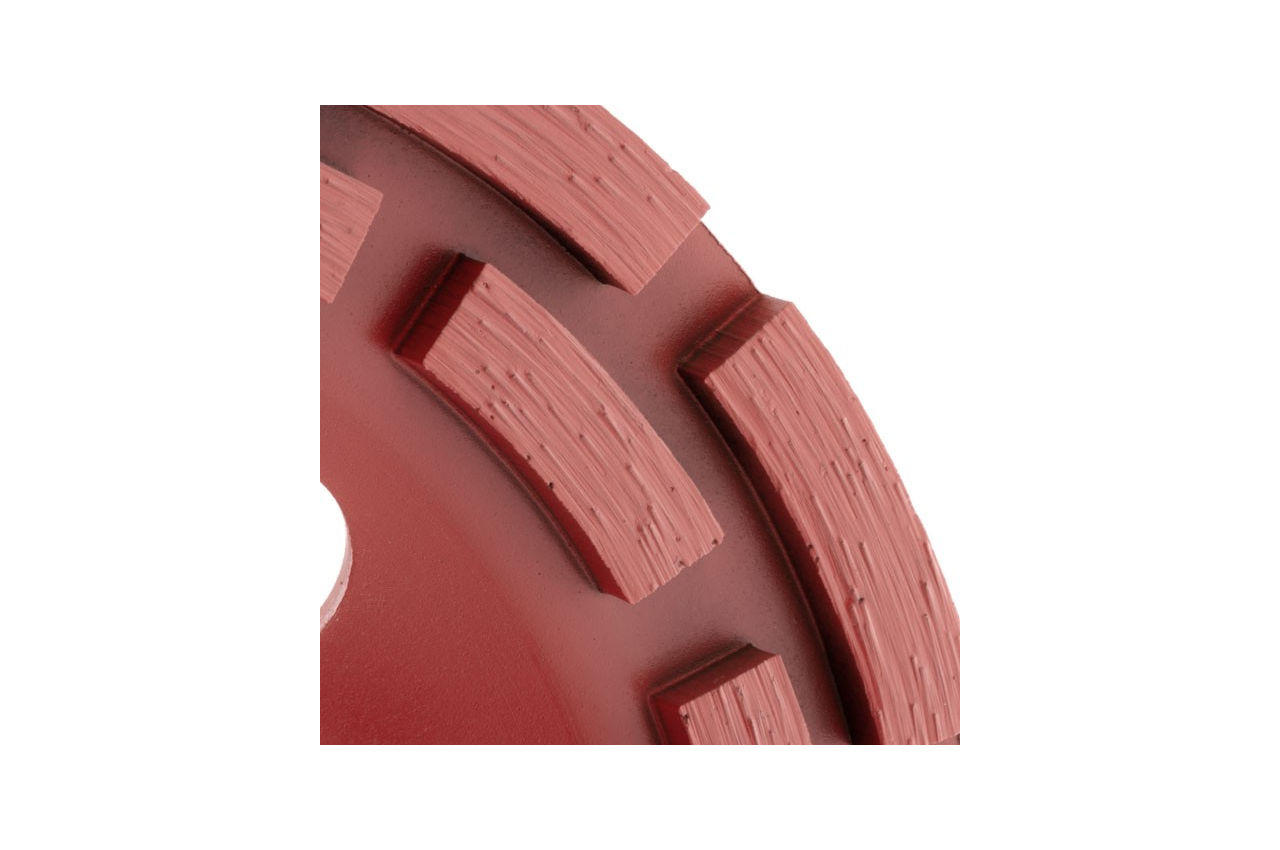 Диск алмазный для шлифовки бетона Intertool - 125 мм сегмент 4