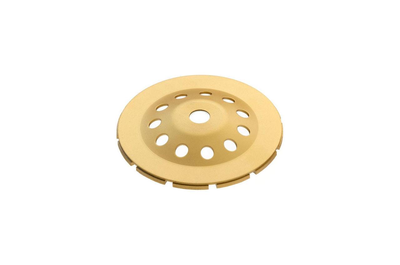 Диск алмазный для шлифовки бетона Intertool - 180 мм сегмент 3