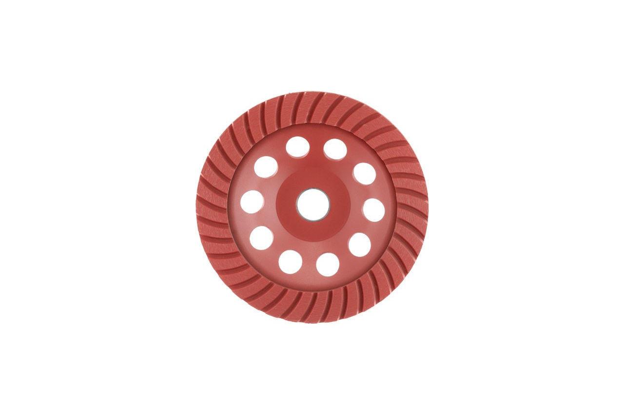 Диск алмазный для шлифовки бетона Intertool - 150 мм турбоволна 1