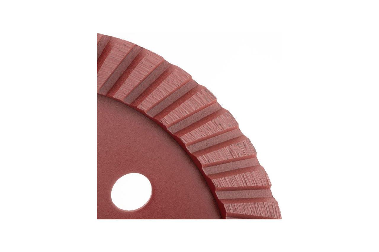 Диск алмазный для шлифовки бетона Intertool - 180 мм турбоволна 4
