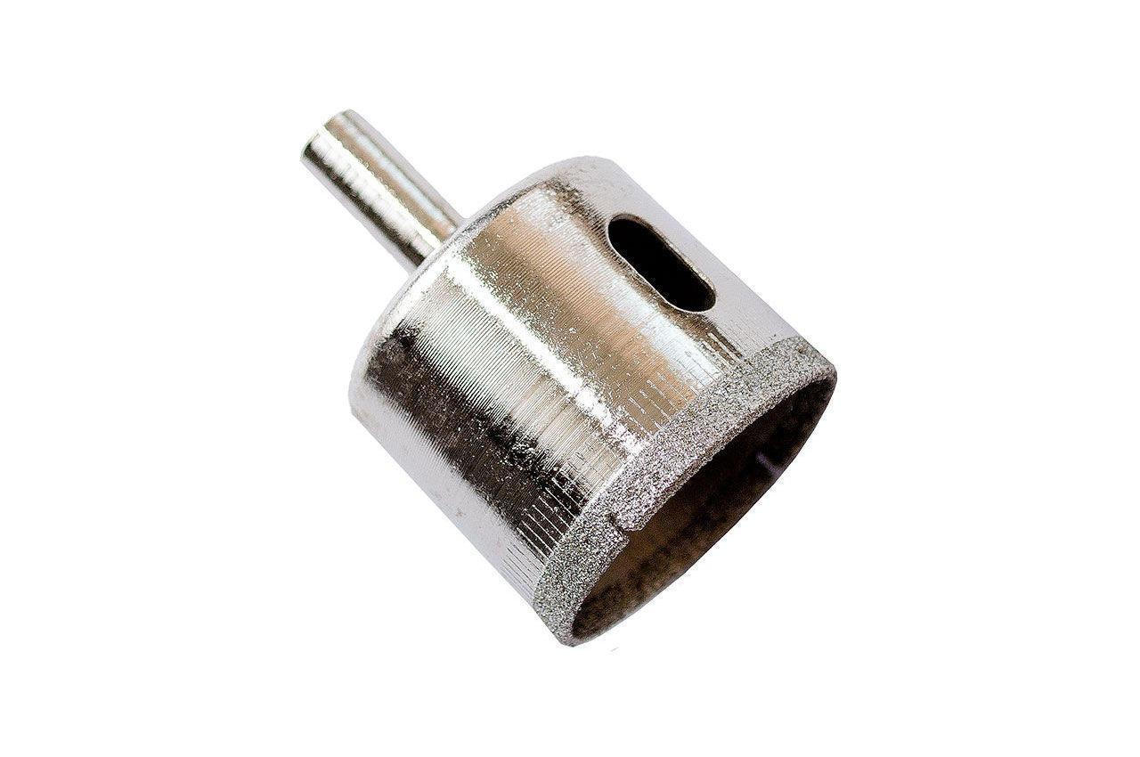 Сверло трубчатое по стеклу и керамике Intertool - 35 мм 4