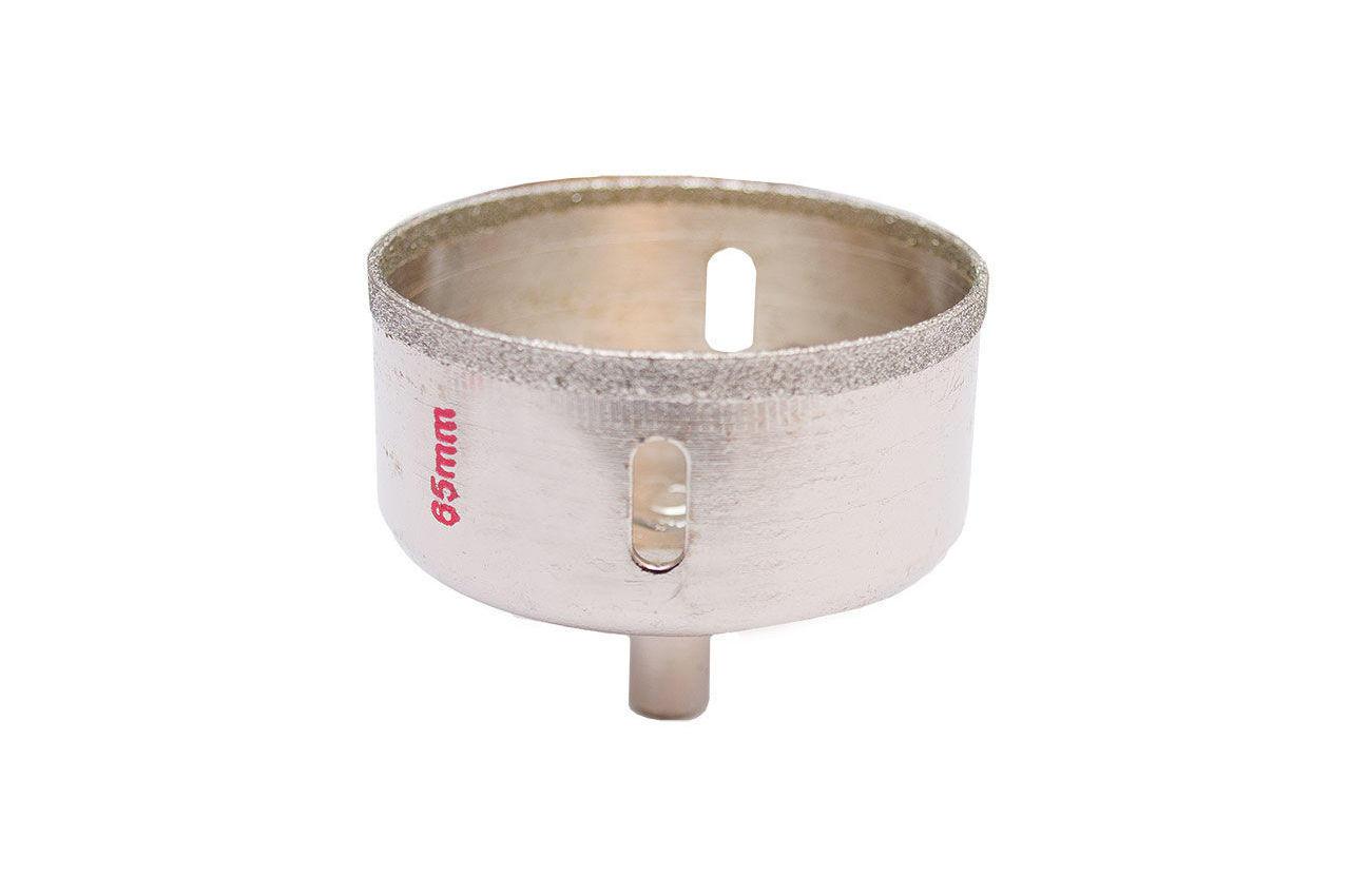 Сверло трубчатое по стеклу и керамике Intertool - 65 мм 1