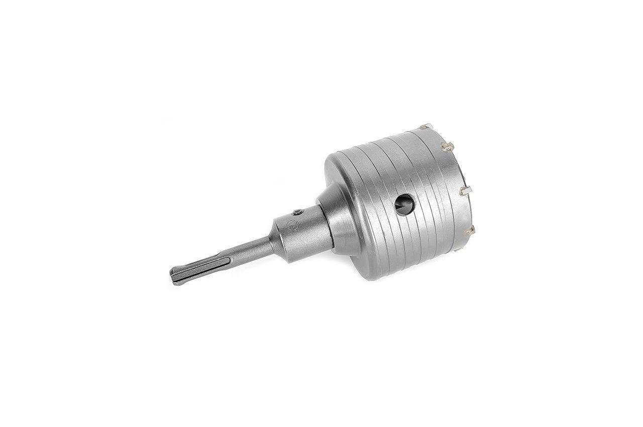 Сверло корончатое по бетону SDS+ Intertool - 75 мм 3