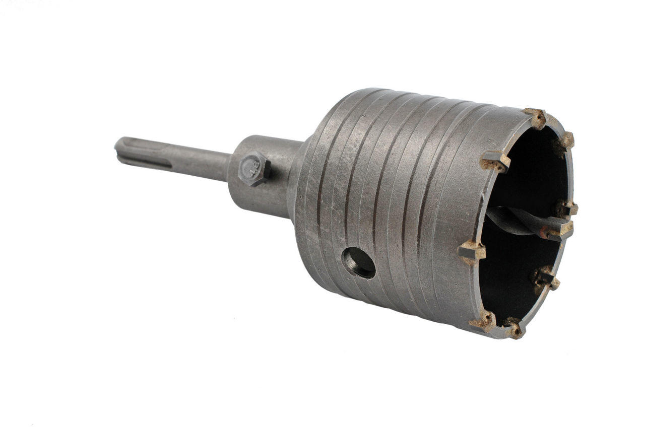 Сверло корончатое по бетону SDS+ Falc - 70 мм 1