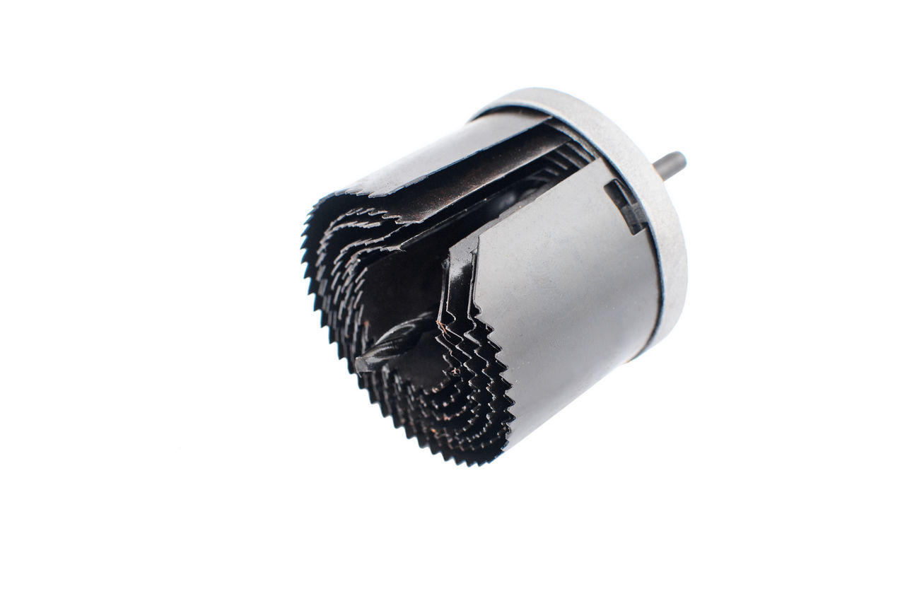 Набор корончатых сверл по гипсокартону Intertool - 7 шт. (26-63 х 43 мм) удлиненные 1