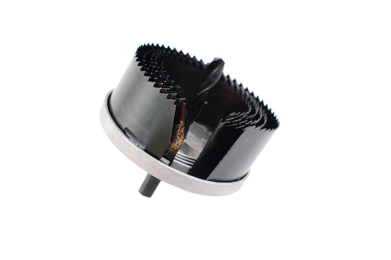 Набор корончатых сверл по гипсокартону Intertool - 5 шт. (60-95 х 20 мм) 2