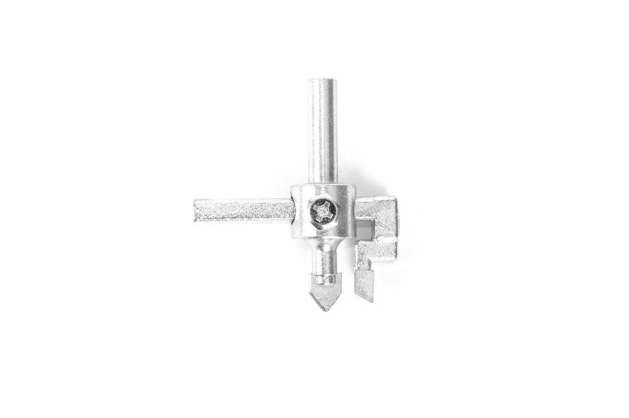 Циркуль для резки плитки Intertool - 20-100 мм 3