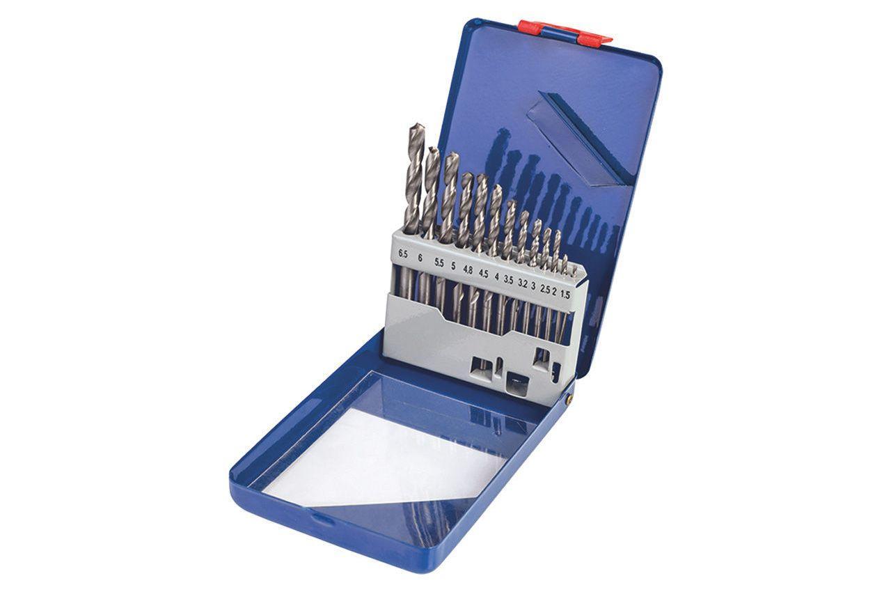Набор сверл по металлу Miol - 13 шт. (2-8 мм) 1