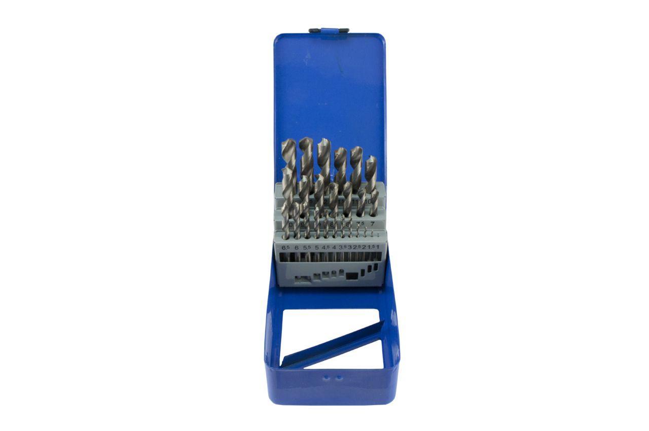 Набор сверл по металлу Miol - 25 шт. (1-13 мм) 2