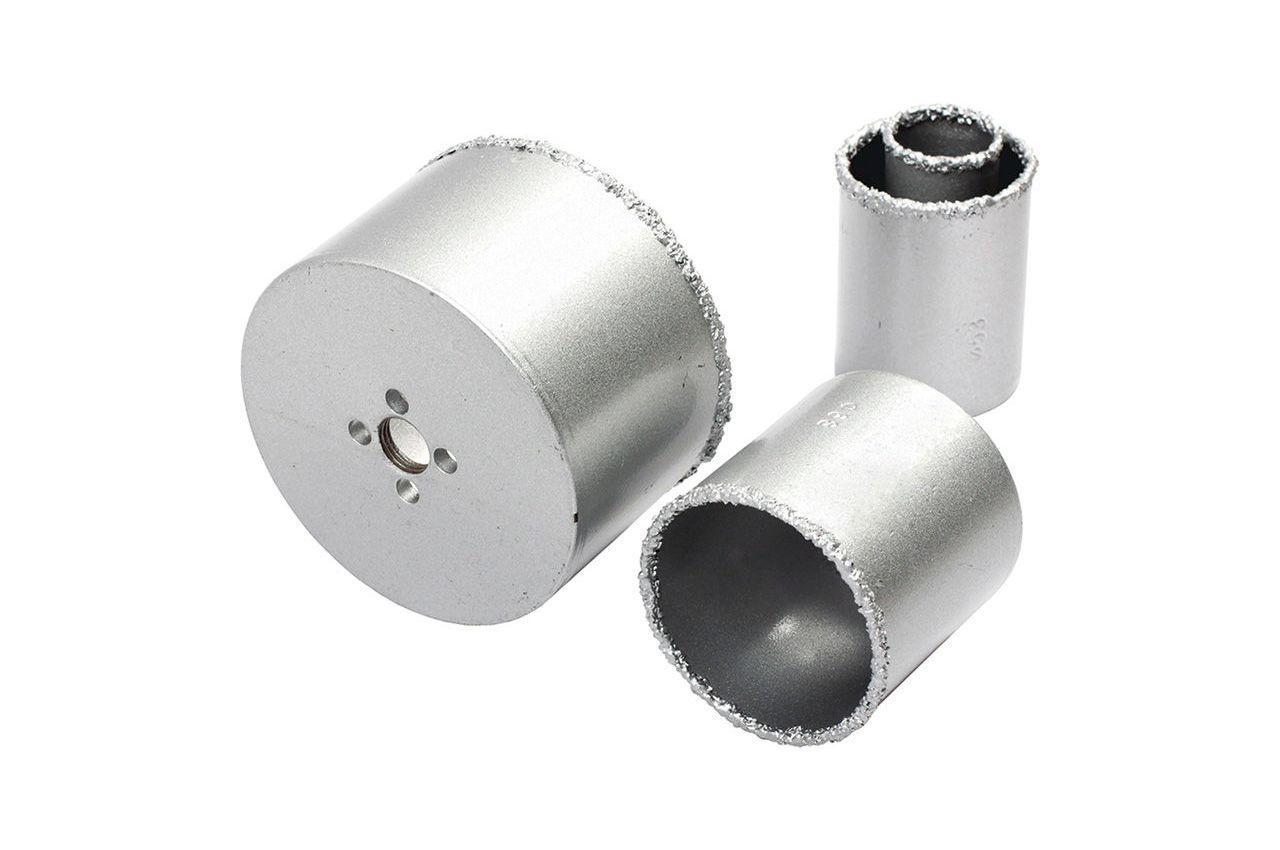 Сверло корончатое по плитке Miol - 73 мм 2