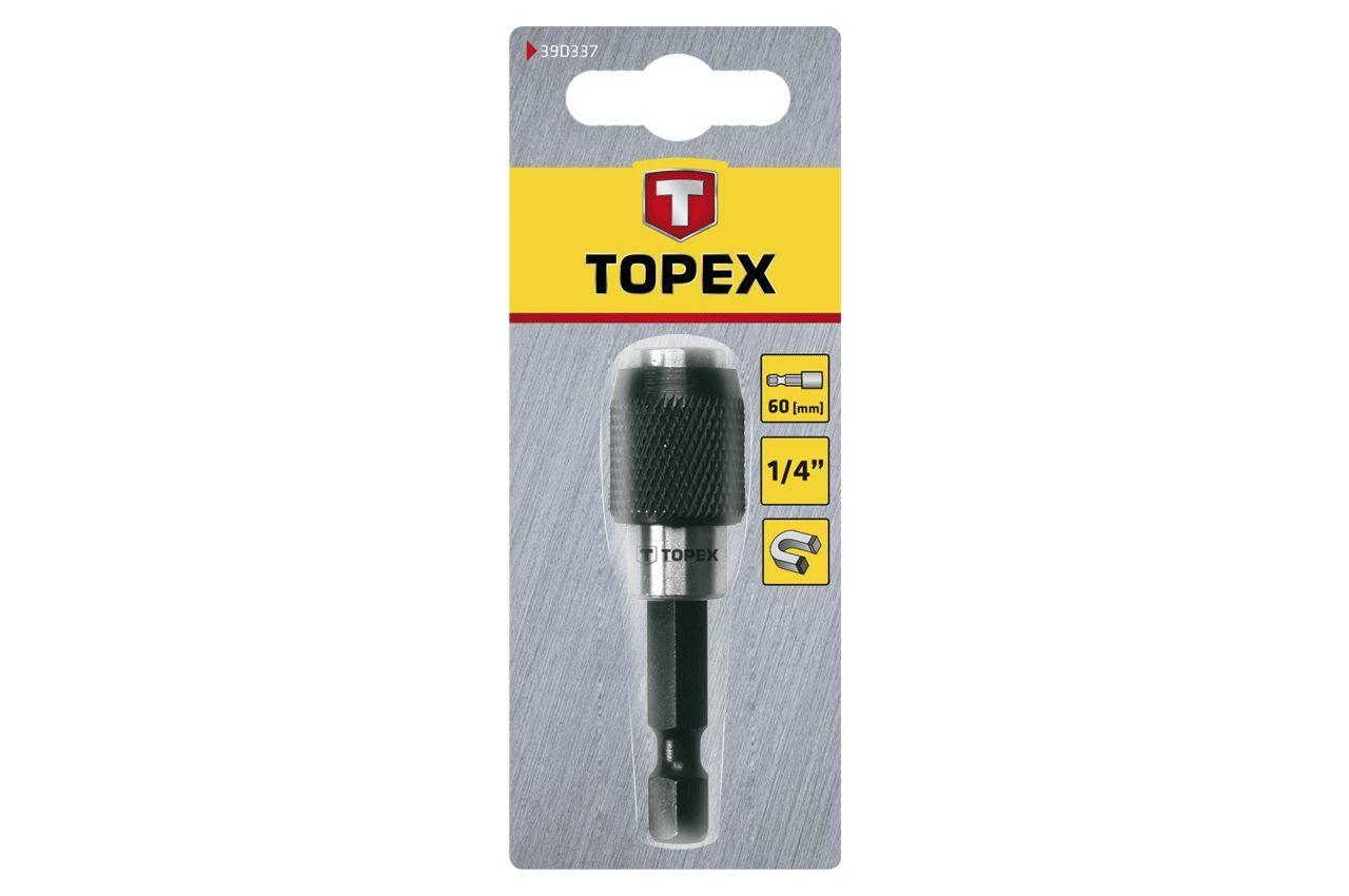 Удлинитель для бит Topex - 60 мм 2