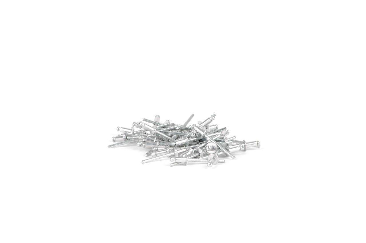 Заклепки Intertool - 4,0 х 8,0 мм (50 шт.) 2