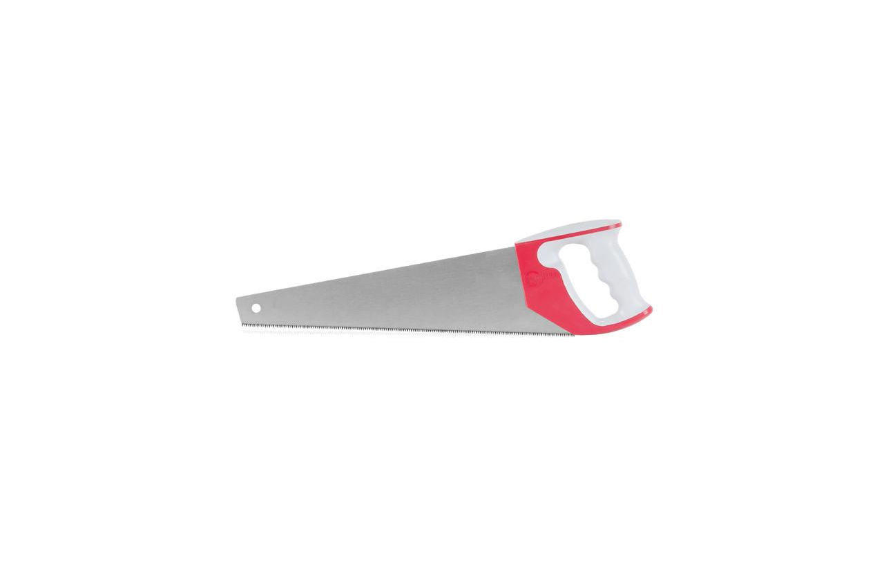 Ножовка по дереву Intertool - 450 мм, тройная заточка 11T х 1 2