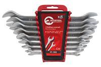Набор рожковых ключей Intertool - 10 шт. (6-32 мм)