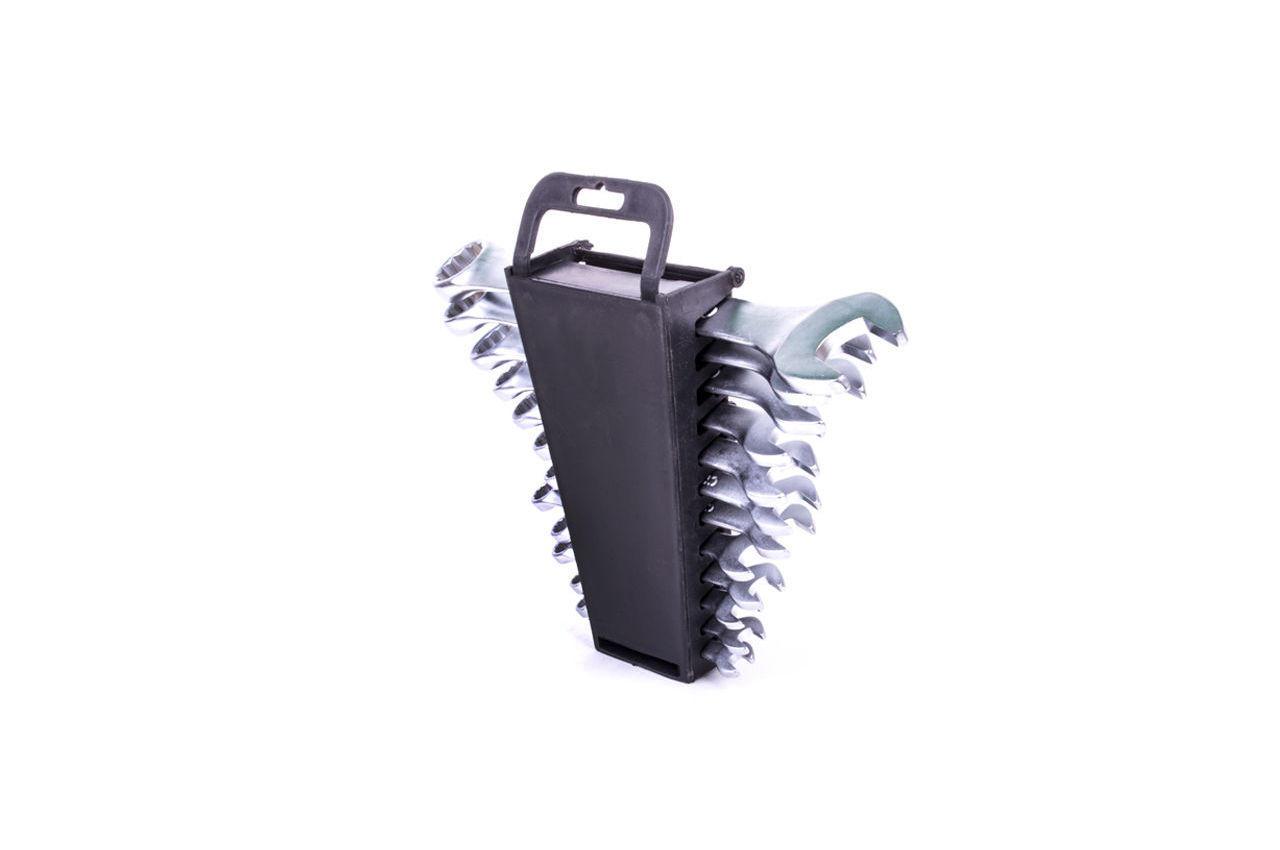 Набор рожково-накидных ключей Intertool - 12 шт. (6-22 мм) 4