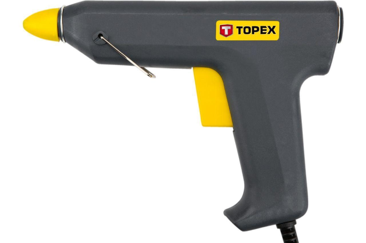 Пистолет клеевой Topex - 78 Вт, 18 г/мин 1