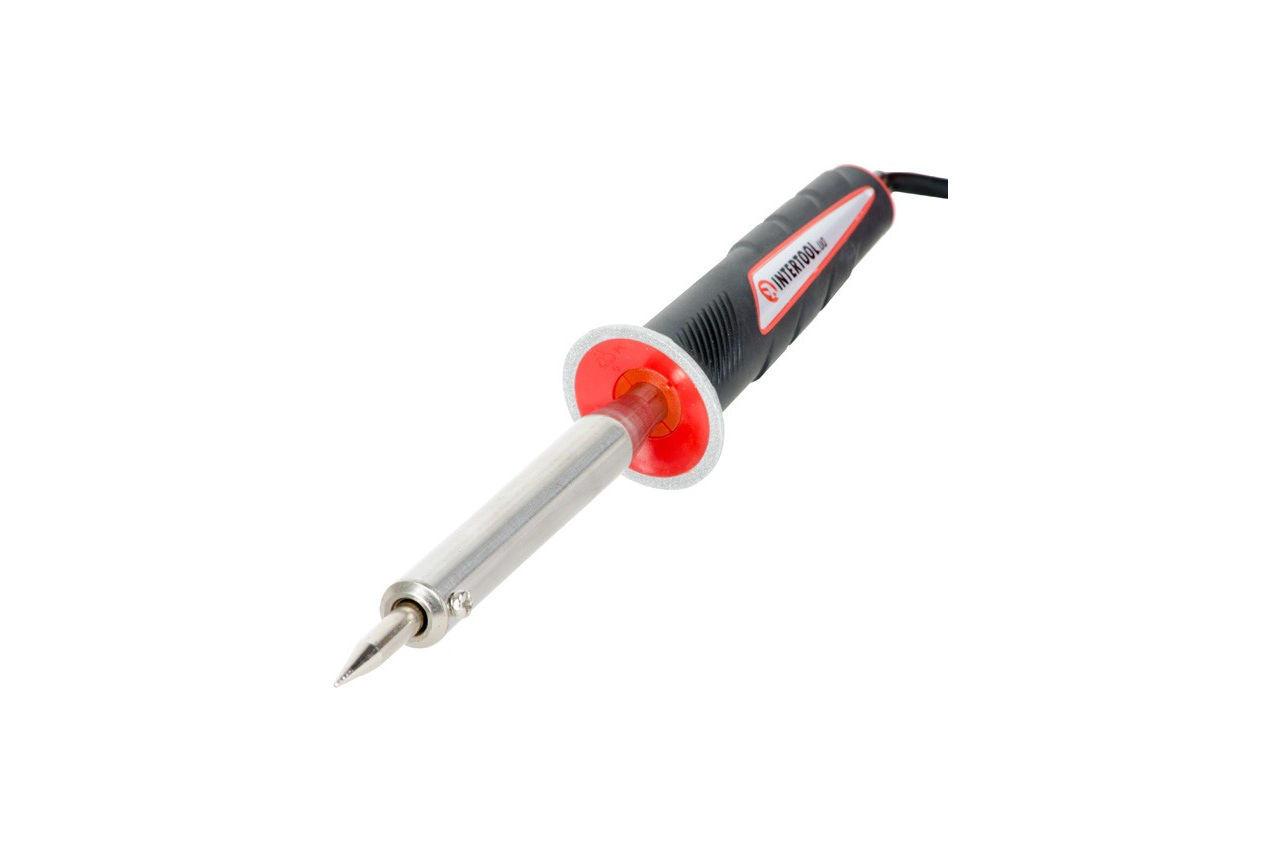 Паяльник контактный Intertool - 80 Вт, 750°C, Pro 5