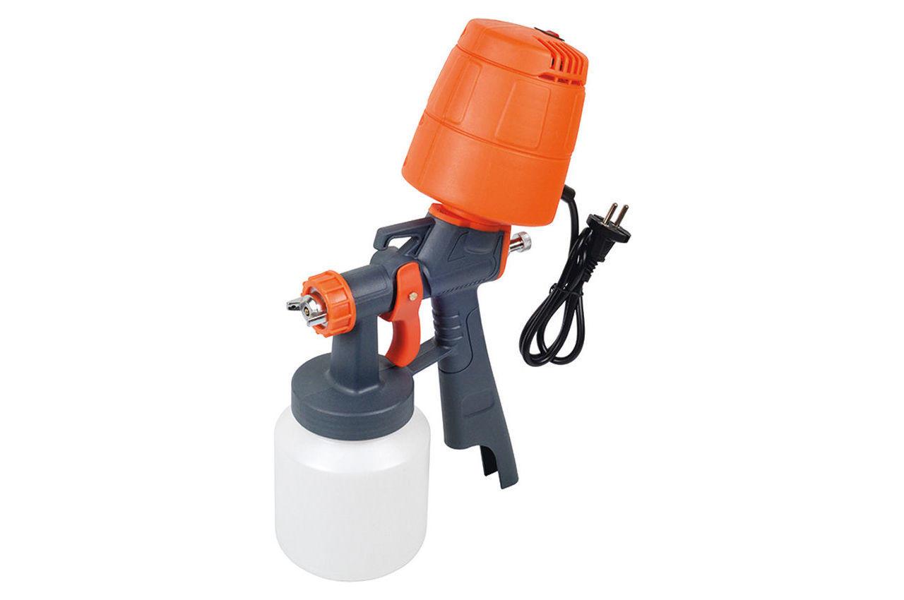 Электрокраскопульт HVLP Miol - 400 Вт, 1000 мл 1