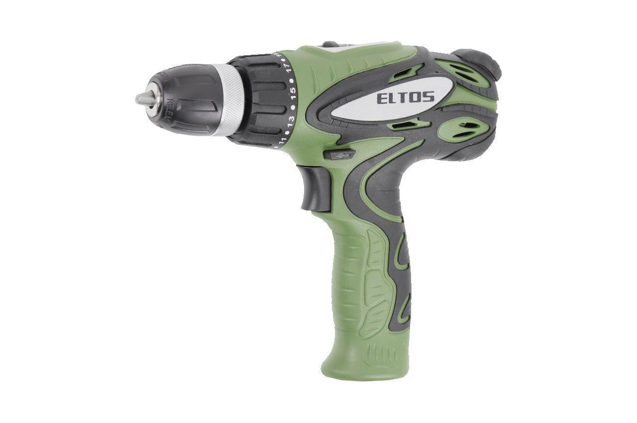 Шуруповёрт сетевой Eltos - 870 Вт 1