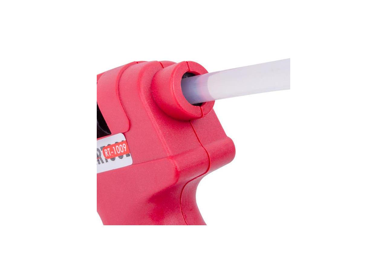 Пистолет клеевой Intertool - 7 мм x 10 Вт 5