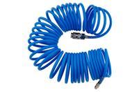 Шланг спиральный Miol - 15 м 5 х 8 мм полиуретановый