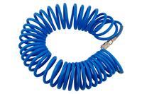 Шланг спиральный Miol - 15 м 6,5 х 10 мм полиуретановый