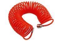 Шланг спиральный Housetools - 5 м пластиковый