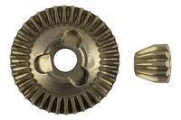 Редукторная пара для УШМ Асеса - 125 Bosch №1