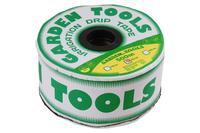 Лента капельного полива Garden Tools - 0,15 х 300 мм х 1000 м