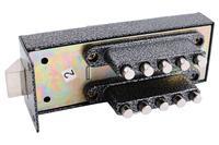 Замок накладной кодовый FZB - 40 мм