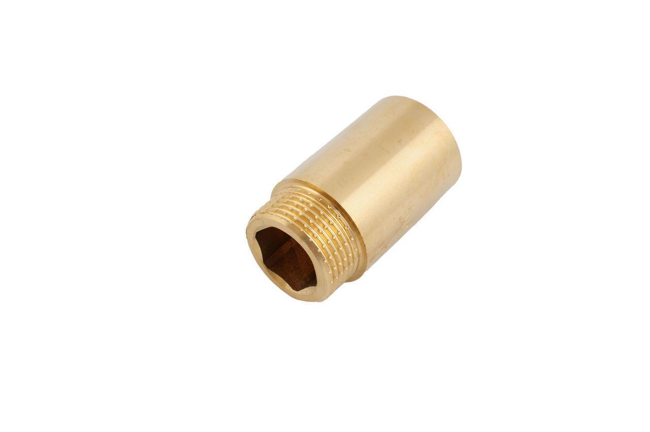 Удлинитель латунь Никифоров - 3/4 х 10 мм 1