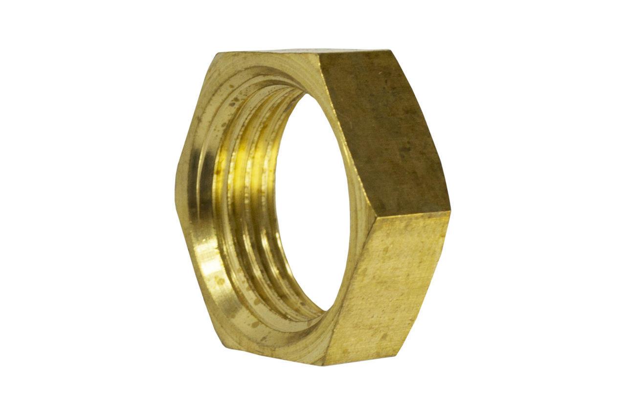 Контргайка латунь STA - 1/2 х 9 мм 1