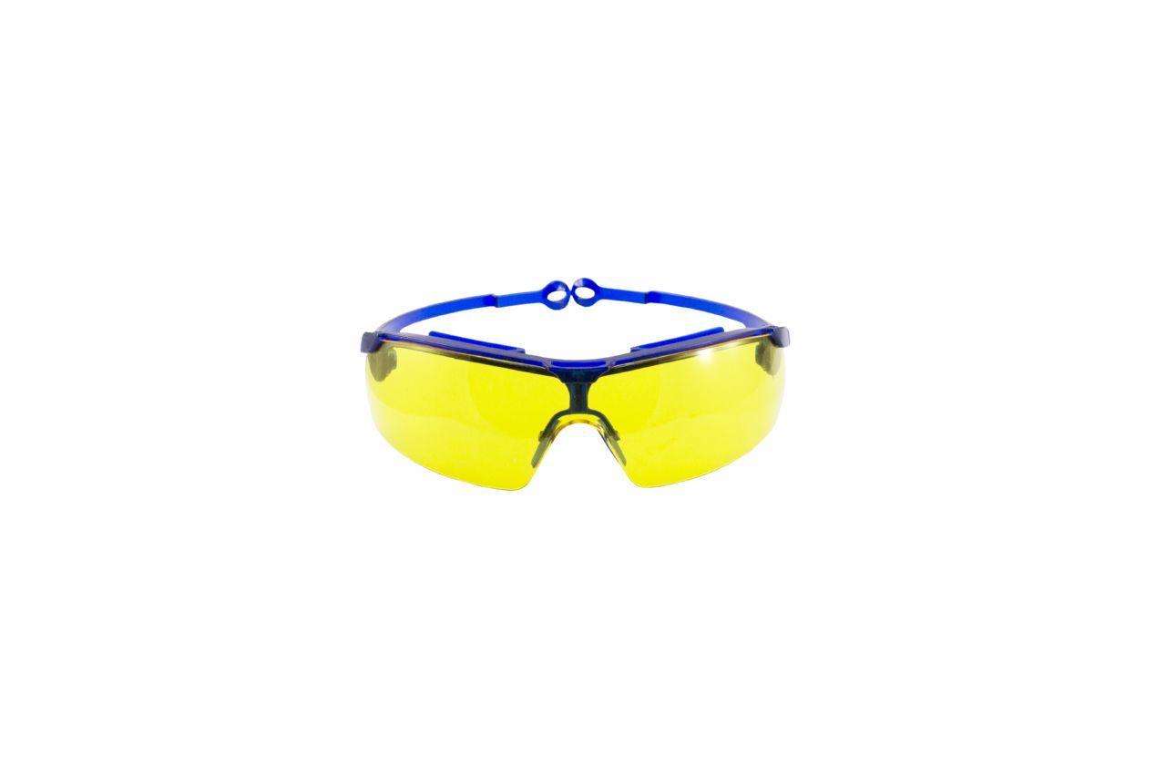 Очки защитные Vita - поворотные дужки, поликарбонатное стекло (желтые) 1