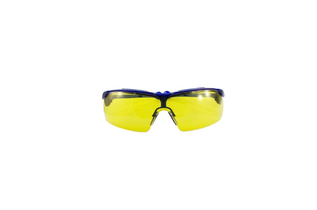 Очки защитные Vita - поворотные дужки, поликарбонатное стекло (желтые) 2