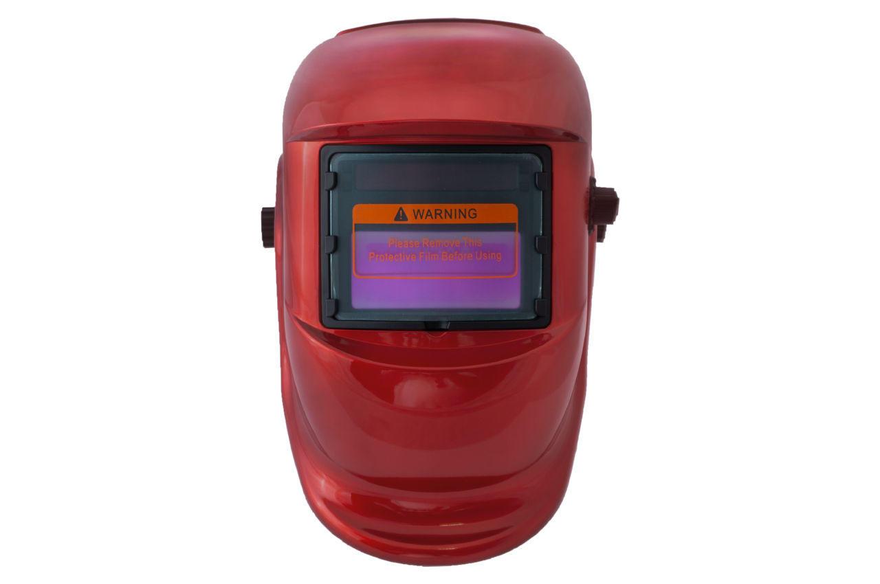 Маска сварочная Асеса - хамелеон TH-41-C300 красная 1