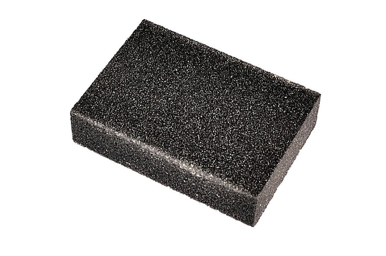 Губка шлифовальная Mastertool - 100 х 70 х 25 мм P60 1