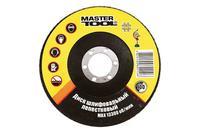 Круг лепестковый торцевой Mastertool - 125 мм Р60