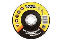 Круг лепестковый торцевой Mastertool - 125 мм Р80