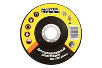 Круг лепестковый торцевой Mastertool - 125 мм Р150