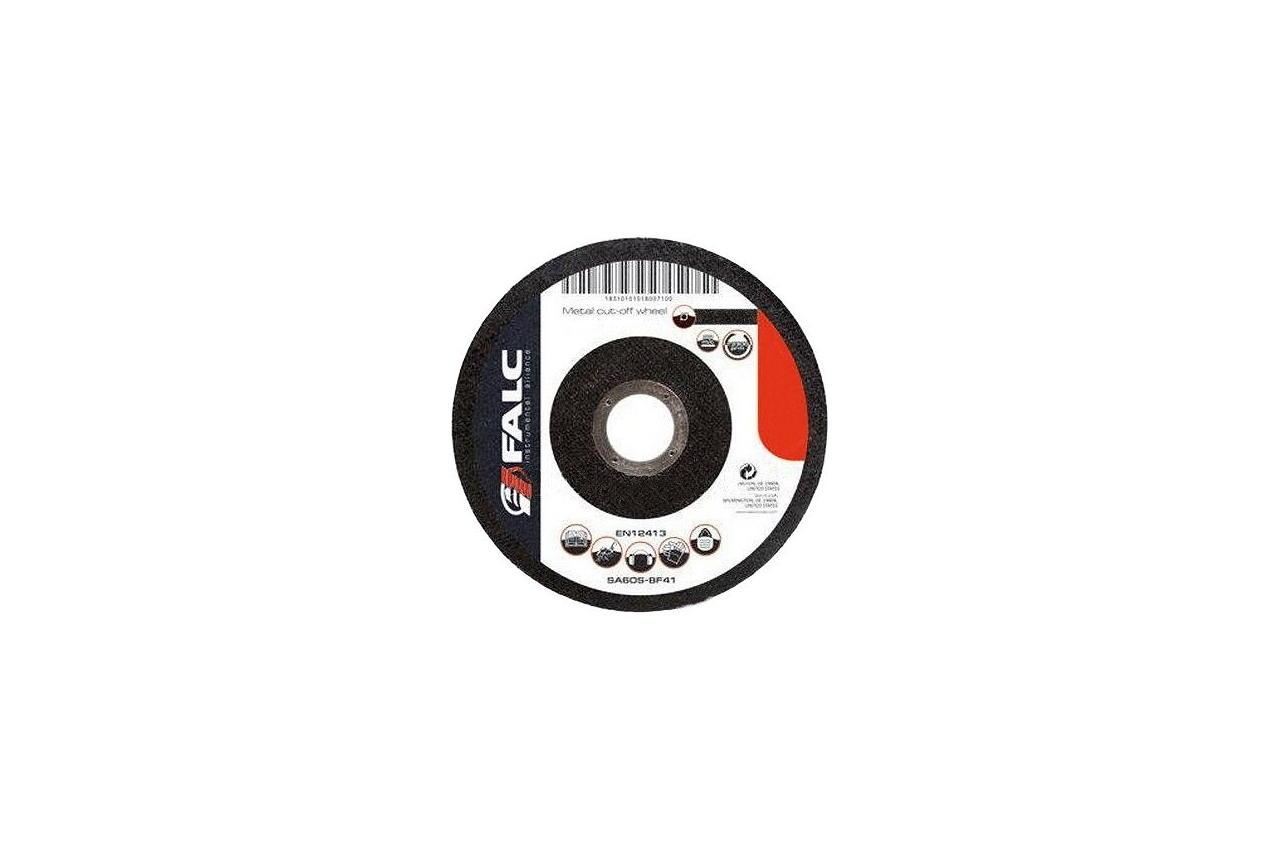 Диск зачистной Falc - 180 х 6,0 х 22,2 мм прямой 1