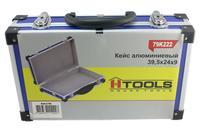 Кейс для инструмента Housetools - 395 х 240 х 90 мм, алюминиевый